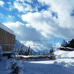 Point neige dans les Alpes du Nord (17/01/2013)
