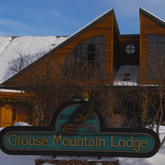 Grouse Mtn Lodge at Whitefish - ©Becky Lomax