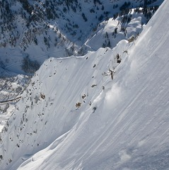 OTS Backcountry Guide: Wasatch Range, Utah