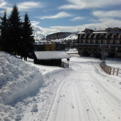 Lessinia - Malga San Giorgio, Veneto - Fresh snow of January