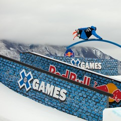 Nick Goepper. Slopestyle Elims