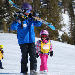 Rosebuds Children's Camps at Mt. Rose are geared toward teaching kids of all ability levels. - ©Mt. Rose