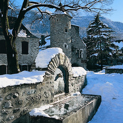 le village de Saint Lary