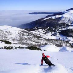 Ski en Bosnie - ©© Eric BEALLET