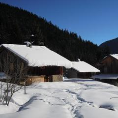 Morzine. Jan. 24, 2013