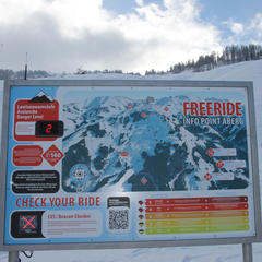 Freeride Hotspots Austria - Ski Amade Region
