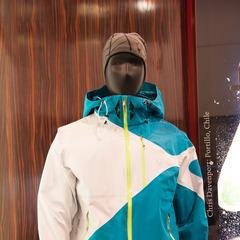 The Chris Davenport Eiger Shell Jacket from Spyder.