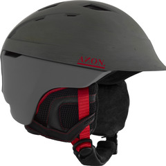 In addition to its Boa® 360 Fit System and Skullcandy™ ASFX Audio Compatibility, the Thompson Helmet from Anon is made of a Hybrid 50/50 Shell Construction and features Active Ventilation.
