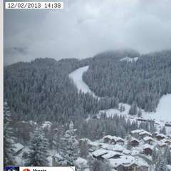 Comprensorio Ski Civetta - webcam 12.02.13