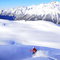 Point neige dans le Massif Central (14/02/2013)