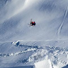 Sam Favret. - ©J.Bernard/swatchskierscup.com