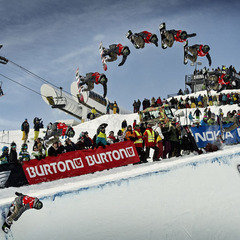 Burton European Open 2013 Laax - ©Burton Europe