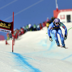 Ski World Cup in Meribel 2013