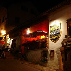 Bar les 2 Guides au Grand Bornand - ©Les 2 Guides