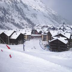 Les Arcs 1950