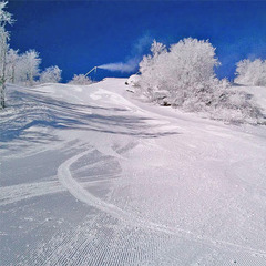 A solid winter means Sugar Mountain skiers and riders have an awesome spring season ahead. Photo Courtesy of Sugar Mountain Resort.