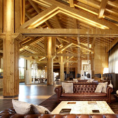 Five-star Hotel Hermitage lobby in Soldeu, Andorra - ©Sport Hotels Resort And Spa