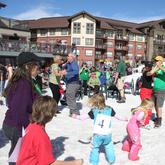 Spring Skiing at Ski Granby Ranch