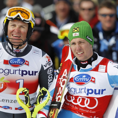 Ivica Kostelic & Marcel Hirscher, 17.3.2013