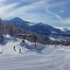 Point neige dans les Alpes du Sud (21/03/2013)