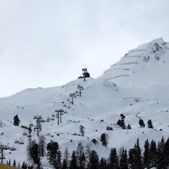 Skifahren im Skigebiet Lermoos-Grubigstein - ©Skiinfo.de