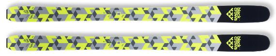 Skis BLACK CROWS Orb (modèle 2017)