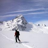 Skitour Mulegns - Piz Platta