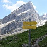Wandern im Angesicht von König Watzmann - ©Kunz PR