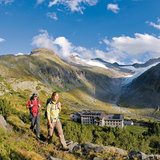Wandern an der Berliner Hütte im Zillertal - ©Zillertal Tourismus | Bernd Ritschel