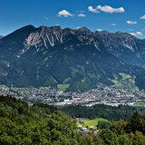 Blick von der Tschengla auf Bludenz - ©Alpenregion Bludenz Tourismus