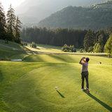 Golfen in Savognin - ©Graubünden Ferien