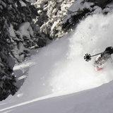 Najlepšie užívateľské fotky v našej Appke: December - © Skiinfo Ski Report App User Jeremy