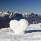 Tutta la neve di Marzo nelle stazioni sciistiche italiane! - © Monte Bondone Facebook