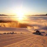 Január 2020 na slovenských horách - © facebook   Ski Park Kubínska hoľa