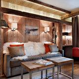 """Habitats de charme à la montagne - © Hôtel Chalet """"Au coeur du village"""" / Ludovic di Orio"""