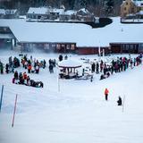 Hafjell Alpinsenter 9. januar 2013 - © Esben Haakenstad/Zoom Foto
