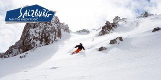 Salzburg Super Ski Card: ponad 2.500 kilometrów tras narciarskich ©© SalzburgerLand