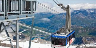 Le ski, le bon plan anticanicule ©Tristan Shu