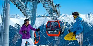 Salzburg Super Ski Card: viac ako 2 500 kilometrov zjazdoviek ©Gasteiner Bergbahnen AG