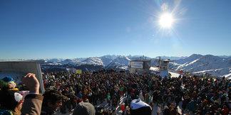 Lyžiarske žúry na začiatku sezóny: Bujaré oslavy v lyžiarskych strediskách na prahu zimy