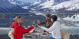 Pausa pranzo con vista! - © Solden Tourism