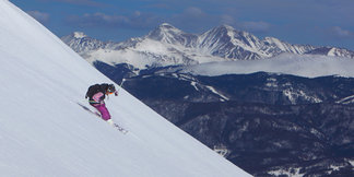 Where's the Snow this Weekend: Rockies Report 1/15/2014 ©Breckenridge