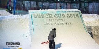 Dutch Cup 2014: Freestyle wedstrijd op eigen bodem - ©Dutch Cup