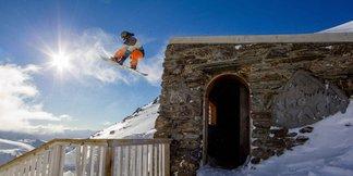 Sciare d'estate in Nuova Zelanda