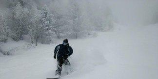 Snehové správy: Skutočne pekná zima je teraz na jar v Alpách