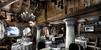Michelin Star restaurants in the Alps ©La Bouitte