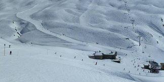 Le domaine de ski d'été de Val d'Isère ouvert jusqu'au 13 juillet