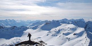 Skitour zum Fanellhorn (3124 m) - © Marion Neumann