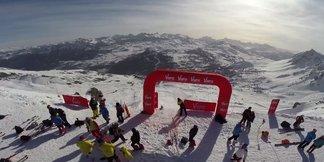 Vo Vars padol rekord v rýchlostnom lyžovaní!
