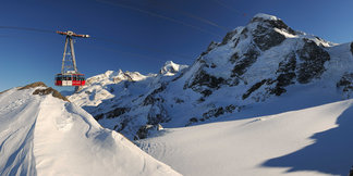 Best Resorts for Early-Season Skiing in Europe ©ZBAG